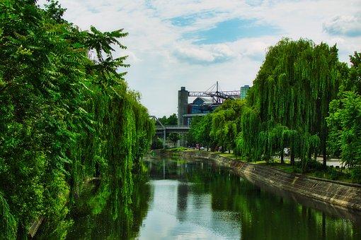 Berlin, Landwehrkanal, Transport Museum, Water, Channel