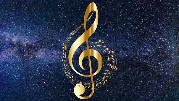 Art, Audio, Aural, Bass, Chromatic, Clef, Music, Listen
