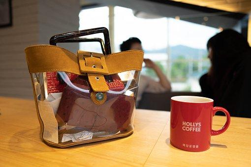 Prop, Decoration, Enjoy, Korea, Coffee
