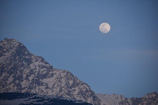 Dhauladhar Range, Mountain, Mountains, Himachal Pradesh
