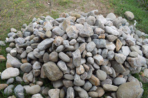 Stone, Group Of Stone, Hierarchy, Stones, Landscape
