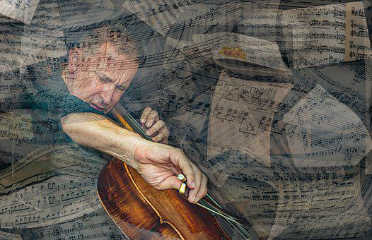 Expression, Music, Cello, Artist, Performance