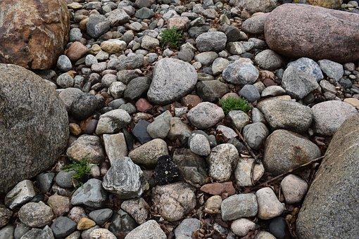 Rocks, Wet, Stones, Rock, Nature, Scenic, Environment