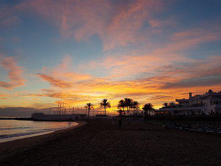 Magic, Sunset, Sky, Mystical, Mood, Mysterious, Fantasy