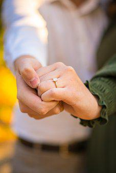 Ring, Engagement, Wedding, Before, Love