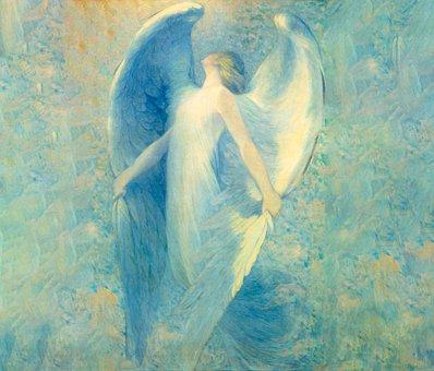 Angel, Religious, Heaven, Religion, God, Spiritual
