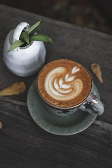 Coffee, Beverage, Caffeine, Glass, Breakfast