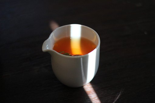 Tea, Glass, Cafe, Coffee, Beverage, Cup, Herb, Hot