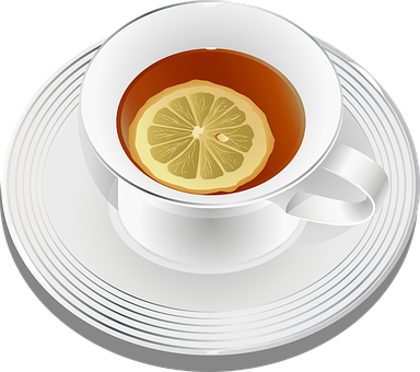 Cup, Tea, Cup Of Tea, Teacup, Lemon, Tea With Lemon