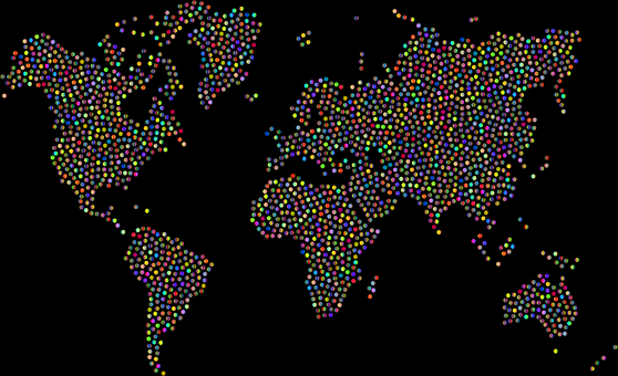Corona Virus, Map, World, Disease, Epidemic, Geography