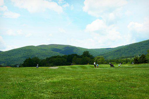 Golf, Golf Course, Golfing, Put, Putting, Greens, Club