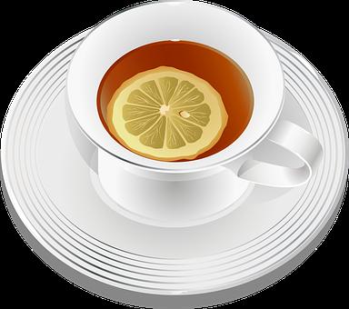 Cup, Tea, Cup Of Tea, Teacup, Lemon