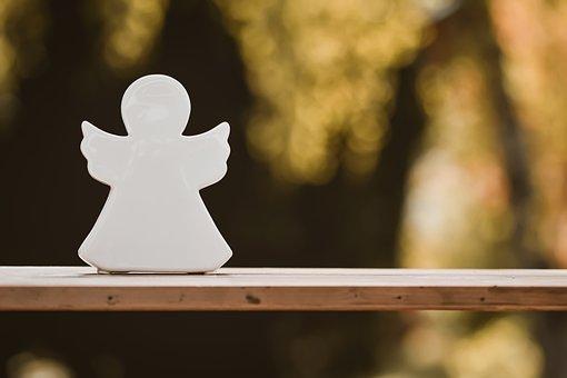 Guardian Angel, Figure, Little Angel