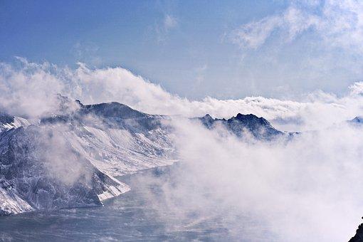 Changbai Mountain, Mountain, Heilongjiang, Tianchi
