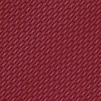 Digital Paper, Background, Red And Gold Foil, Vintage