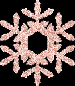 Snowflake, Christmas, Colorful, Glitter, Winter, Snow