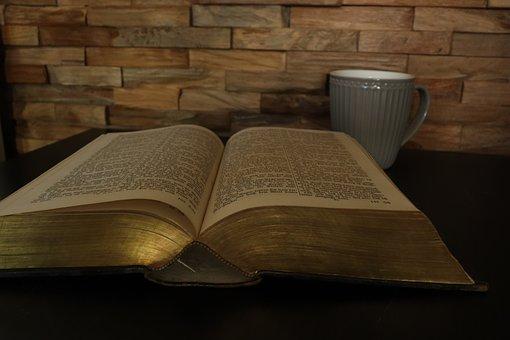 Bible, Coffee, Book, Study, Believe, Read, Christianity