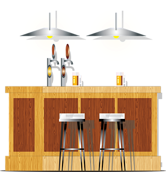 Bar, Beer, Bar Stool, Tap, Pub, Alcohol, Drink, Glass