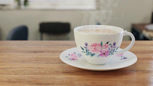 Cup, Tea, Coffee, Drink, Tee, Mug, Table, Relax