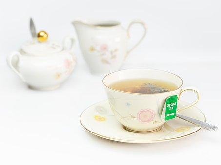 Tee, Cup, Teacup, Breakfast, Hot