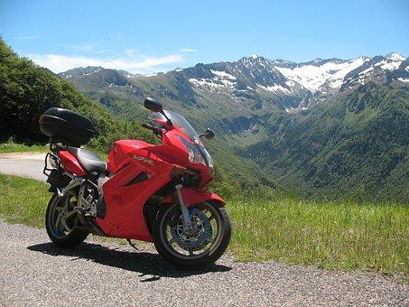 Transport, Honda Vfr, 800cc, 4 Cylinder, Petrol Engine