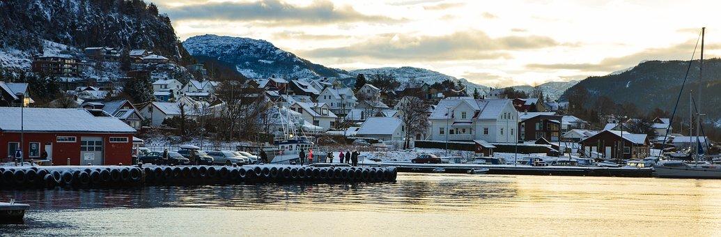 Stavanger, Monument, Vikings, Travel, Viking, Norway