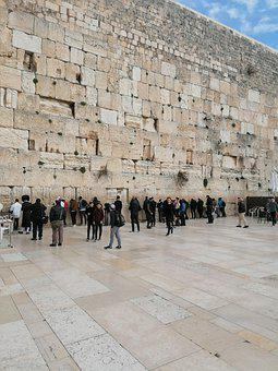 Israel, Jerusalem, Wailing Wall, Jews, Temple, Prayer