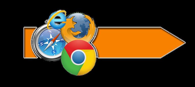 Arrow, Direction, Browser, Web, Www