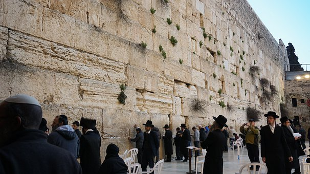 Kotel, Western Wall, Jerusalem, Old City, Temple Mount