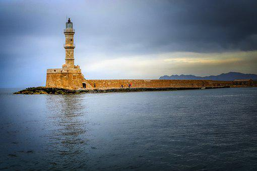 Lighthouse, Shining, Pilot, Beacon, Light, Architecture