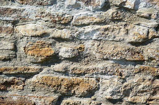 Wall, Texture, Background, Coarse