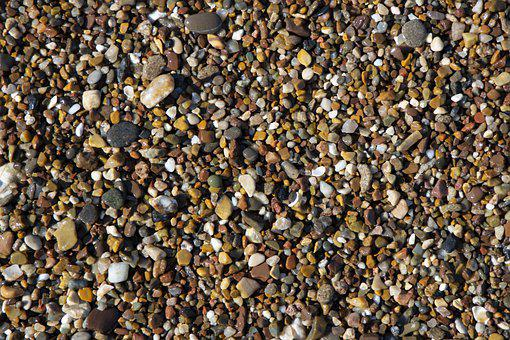 Beach, Gravel, Stone, Kennedy, Color, Macro, Background