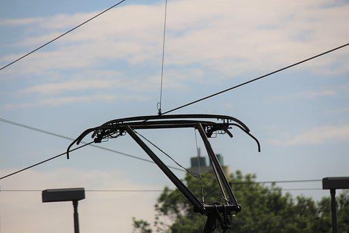 Catenary, Current, Pantograph