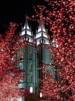 Temple, Christmas, Church, Religion, Christianity