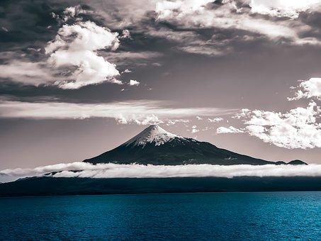 Mountain, Cloud, Landscape, Nature, Clouds, Mountains