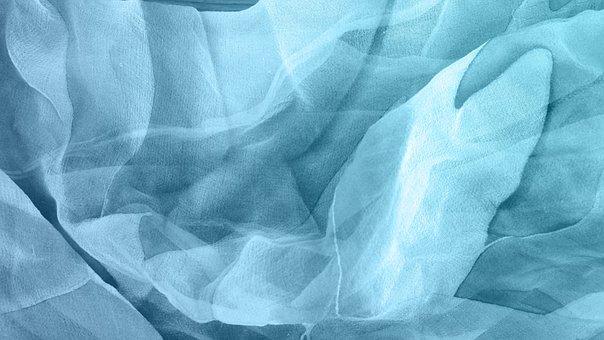 Blue, Color, Texture, Background, Textile, Soft, Pastel