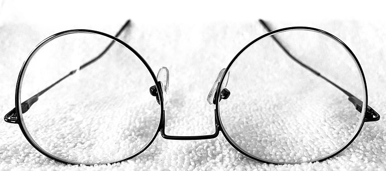 Black, Eye, Eyeglasses, Eyes, Eyesight, Eye Wear