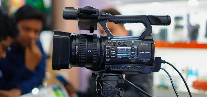 Broadcasting, Technology, Film, Digital, Live, Event