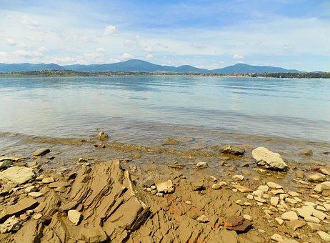 Lake, Lakeside, Nature, Silence