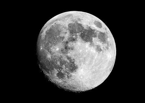 Full Moon, May Moon, Super Moon, Moon, Luna, Nature