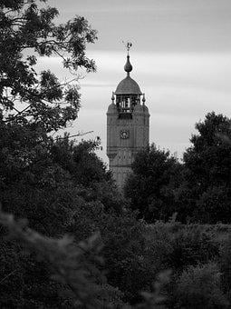 Belfry, North, France, Bell Tower, N B, Picturesque
