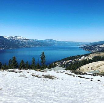 Okanagan Lake, British Columbia, Blue Lake, Okanagan