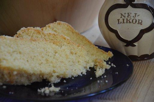 Cake, Spice Jar, Spices, Soft Cake, Bake, Pastries