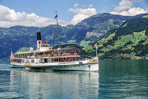 Steamboat, Lake Lucerne Region