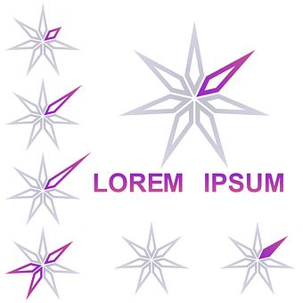 Star, Logo, 7, Corporation, Mark