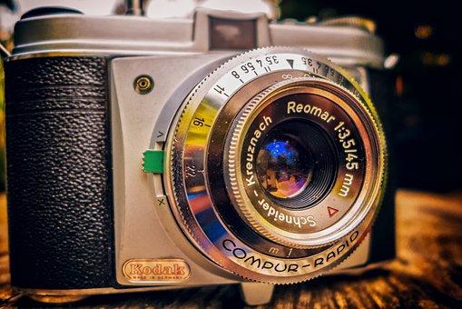 Camera, Photography, Hobby, Art, Lens