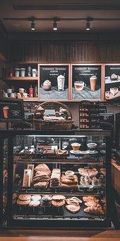 Starbucks, Coffee, Drink, Cafe, Food, Cup, Beverage