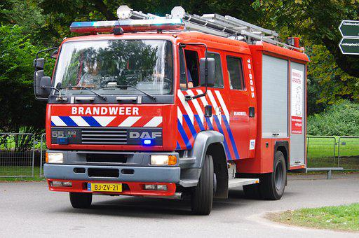 Fire Department, Emergency Services, Fire, Fire Truck