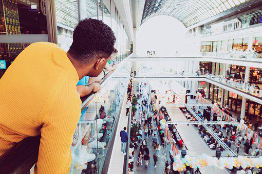 Mall Of Berlin, Shopping Centre, Fashion Show, Event
