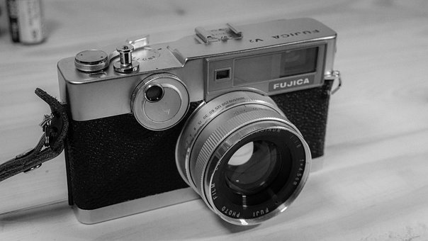 Camera, Old, Photography, Retro, Film, Vintage